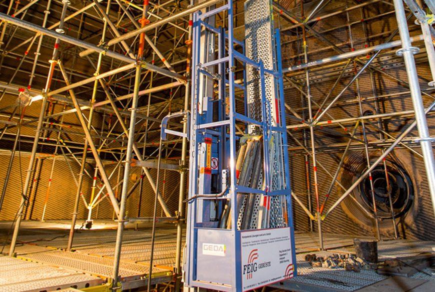 GEDA_300 Z Boiler Hoist_Kohlekraftwerk_Grosskrotzenburg_Deutschland_082014_18
